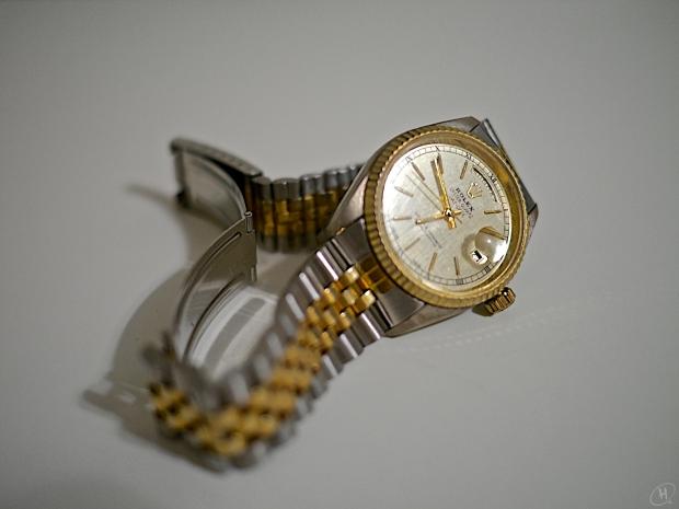Gwampa's Rolex